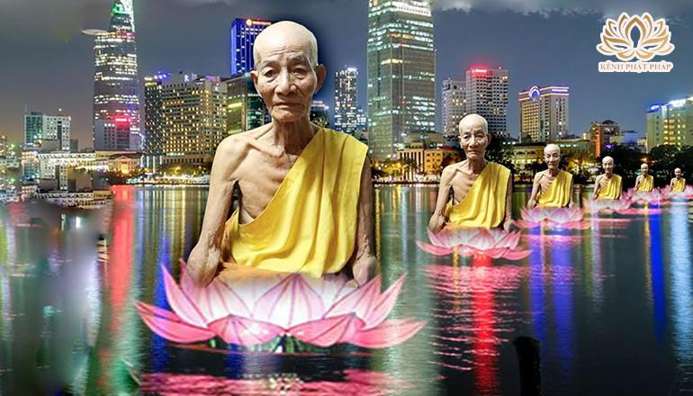 Sư Ông 85 tuổi ẩn tu giữa một Sài Gòn phồn hoa