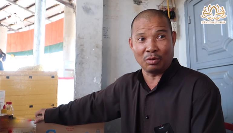 Trùm giang hồ Nha Trang gác kiếm quy y cửa Phật