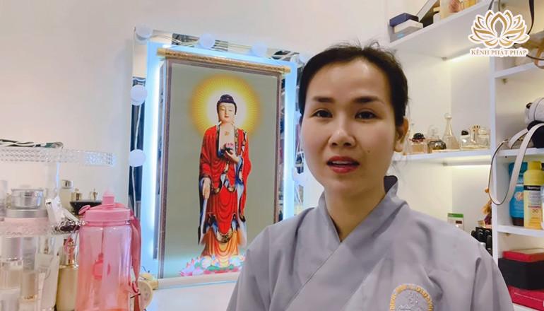 Câu chuyện có thật về vị cư sĩ thấy Phật A Di Đà!