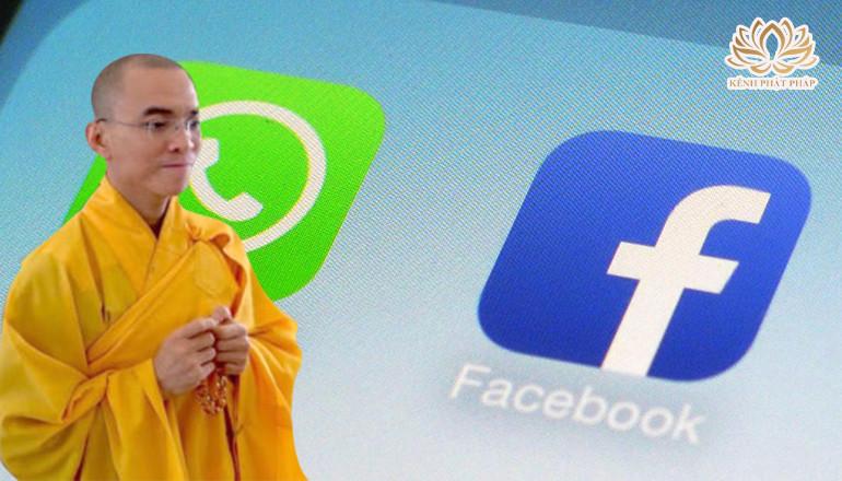Nhân quả tội phước khi dùng Facebook