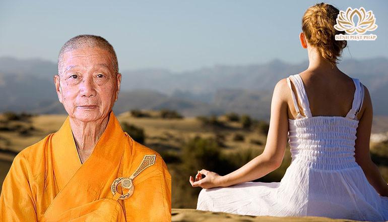 Chính niệm, tà niệm là gì? Niệm thế nào để được Phật độ?