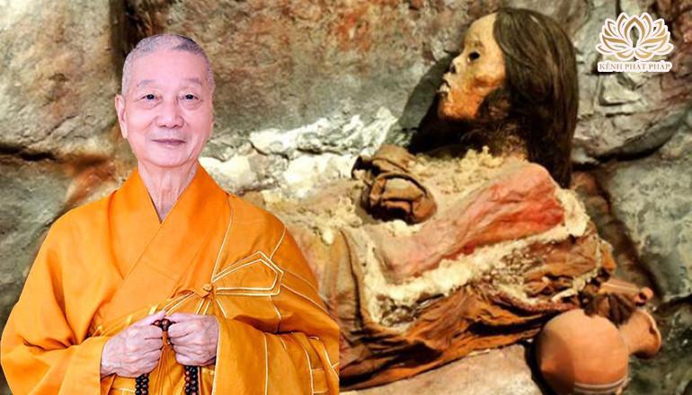 Chết 15 năm vẫn còn nguyên trạng, điều bất ngờ sau hỏa táng lần 2 - Thầy Thích Trí Quảng