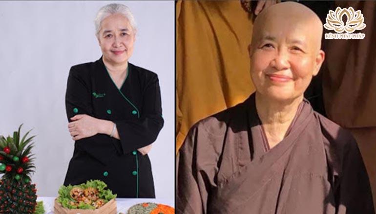 Cuộc đời gian truân của chuyên gia ẩm thực Nguyễn Dzoãn Cẩm Vân và con đường đến với Phật