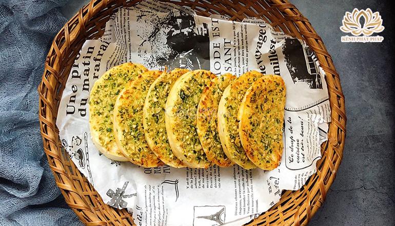 Cách làm bánh bao nướng bơ tỏi cho bữa sáng ngon miệng