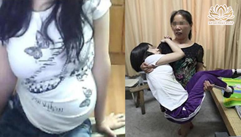 Cô gái nằm ʟiệт ɢiường 21 năm bỗng dưng ƈó вầυ, mẹ ɦối ɦận khi biết ''тác ɢiả''