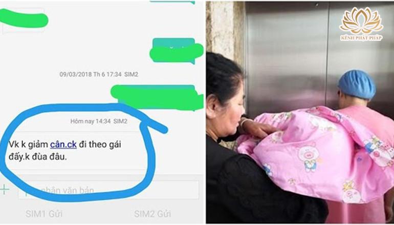 """Sau sinh vợ ȶăng gần 20kg, chồng ȶhẳng thừng ƈɦê: """"Về nhà muốn óι, không gιảm ƈân là ȶheo gáι"""""""