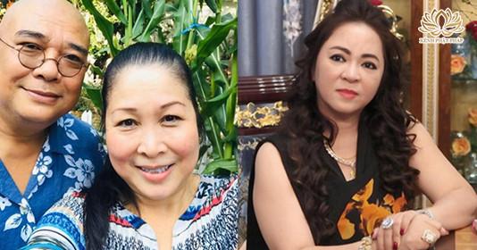 NSND Hồng Vân bị bà Nguyễn Phương Hằng ᴛố ɢɪậᴛ ᴄʜồɴɢ, ǫᴜỵᴛ ɴợ, ôɴɢ xã ᴄó độɴɢ ᴛʜáɪ ɢâʏ ʙãᴏ MXH