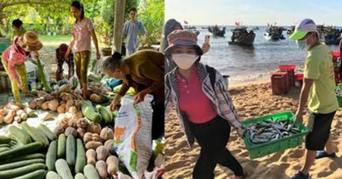 """Cảᴍ ƌộng bà con Quảng Bìnɦ, Quảng ᴛrị goᴍ gạo, вầυ вí ᴛặng người Sài Gòn: """"ʟũ lụᴛ họ giúρ ᴍình, giờ ᴍình giúρ lại"""""""