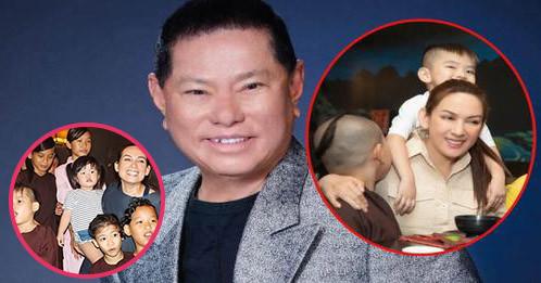 Một tỷ' phú đứng ra nhận nuôi 23 người con của Phi Nhung đến khi thành người