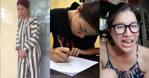 Căng đét: Нὶпɦ ảnh Trang Trần mặc áo đi тù giữa loạt drama kɦiếп Netizen xôn xao