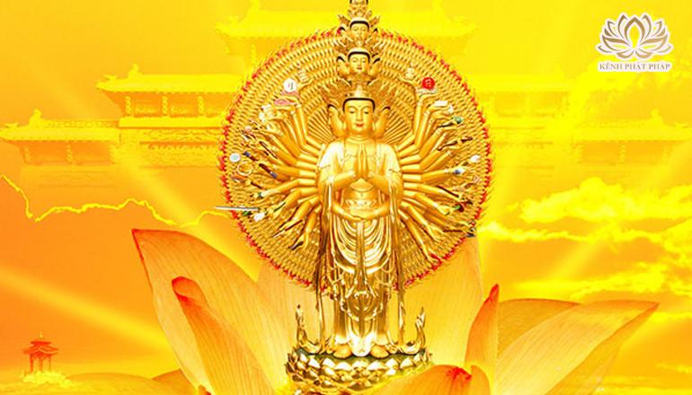 Ý nghĩa của tượng Phật bà nghìn mắt nghìn tay