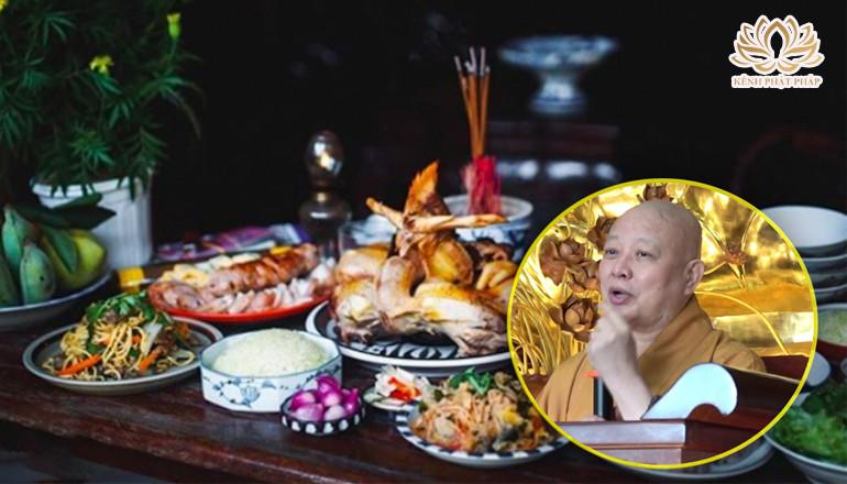 Nghi thức cúng giao thừa trong Phật giáo