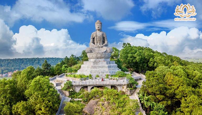 Chùa Phật tích - Ngôi cổ tự linh thiêng ở đất Tiên Du