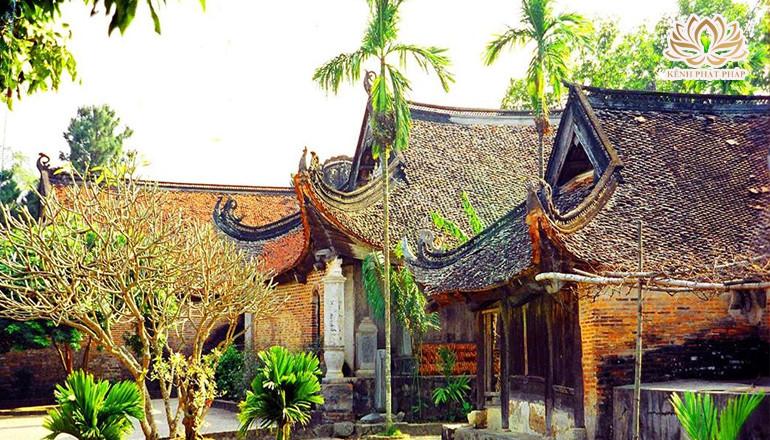 Chùa Bổ Đà chốn tâm linh cổ kính của Bắc Giang
