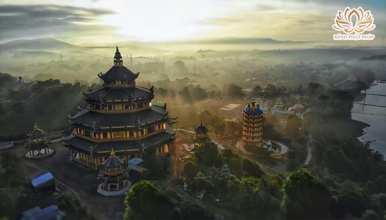 Đại Ninh nơi tọa lạc nhiều ngôi chùa nhất Việt Nam