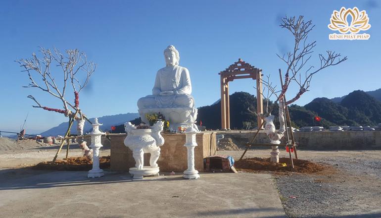 Chùa Linh Sơn nét đẹp từ bi của Đức Phật