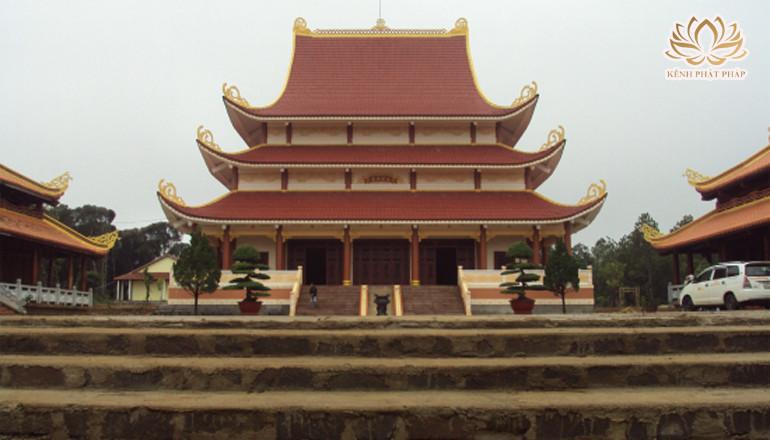 Top 5 ngôi chùa nổi tiếng và linh thiêng nhất tại Kon Tum