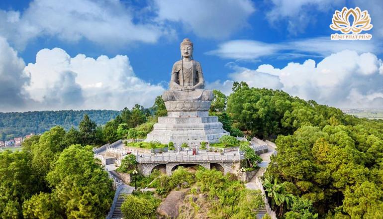 Chùa Phật Tích nơi danh thắng linh thiêng ở đất Tiên Du