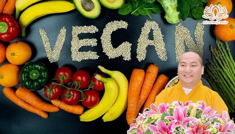 Lợi ích của việc ăn chay đối với bệnh tật