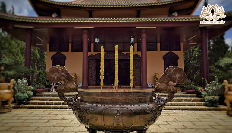 5 ngôi chùa nổi tiếng linh thiêng ở Đà Lạt không nên bỏ qua