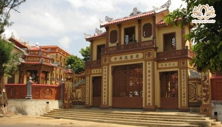 Chùa Khải Đoan - Ngôi chùa nổi tiếng linh thiêng tại Buôn Mê Thuột