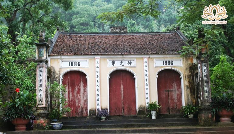 Chùa Dạm - Ngôi Quốc tự ngàn năm tuổi bị bỏ quên ở Bắc Ninh