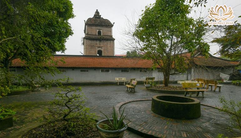 Chùa Dâu một trung tâm Phật giáo cổ có tuổi đời hơn 2000 năm