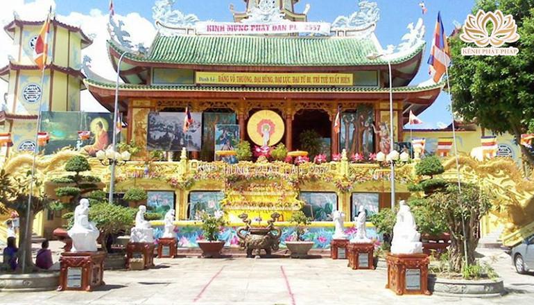 Chùa Linh Quang nơi khơi nguồn của Đạo Phật tại Đà Lạt