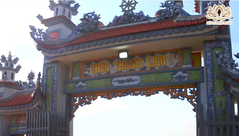 Chùa Thanh Lam nổi tiếng linh thiêng ở Thái Bình