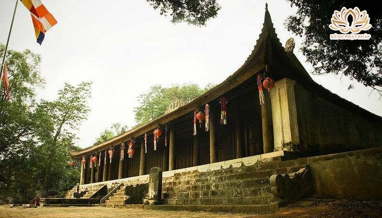 Chùa Trăm Gian điểm du lịch tâm linh khó bỏ qua ở Thủ đô Hà Nội