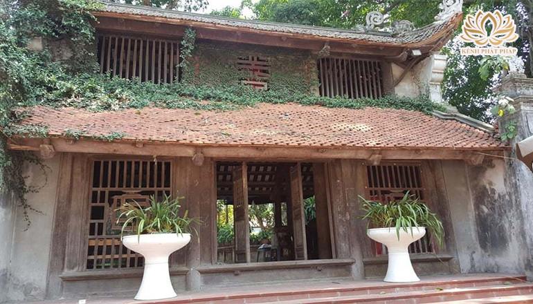Chùa Mía với những pho tượng cổ đẹp nhất Việt Nam