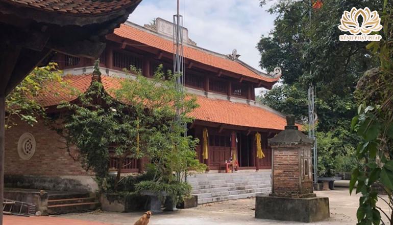 Chùa Thanh Mai - Ngôi chùa cổ của danh thắng xứ Đông