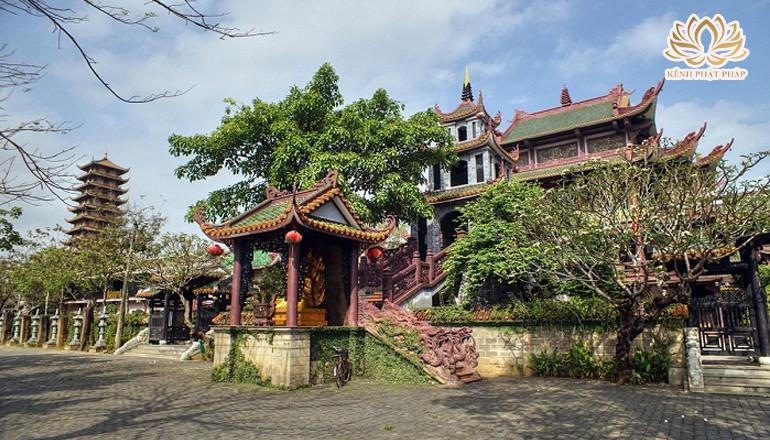 Chùa Thiên Hưng bức tranh đồng nội đẹp bậc nhất ở Bình Định