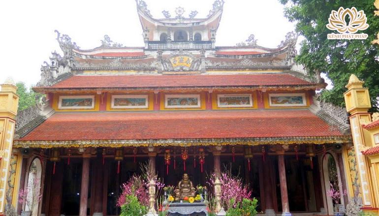 Chùa Võng Thị - Ngôi chùa cổ kính làng chài Hà Nội