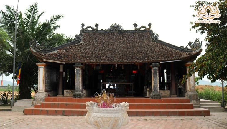 Chùa Bà Bụt với câu chuyện ẩn sau bức tượng cổ 'Đầu người đội Phật' ở Nghệ An
