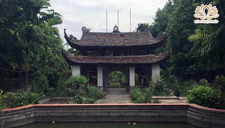 Chùa Bà Già địa điểm tâm linh và có lịch sử lâu đời ở Hà Nội