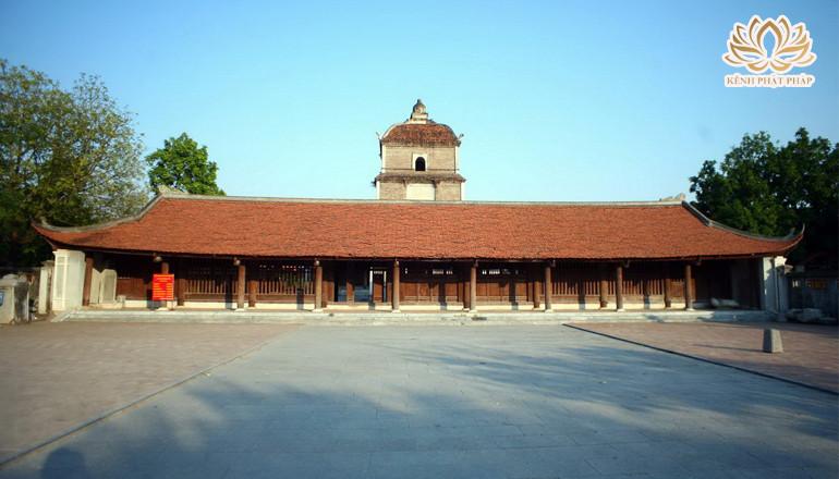 Chùa Dâu điểm du lịch tâm linh nổi tiếng tại Bắc Ninh