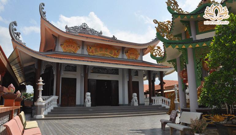 Chùa Đức Lâm - Ngôi chùa cổ có lịch sử gần 300 năm tuổi ở Tiền Giang