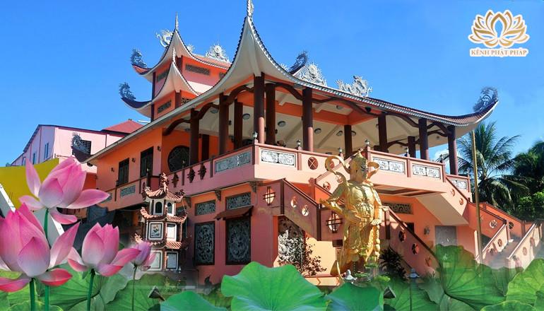 Chùa Phước Thới nổi tiếng linh thiêng ở Tiền Giang