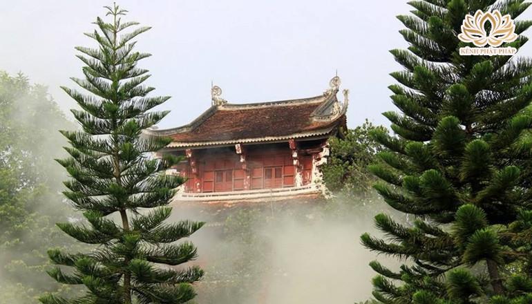 Chùa Quỳnh Lâm - Trường Đại học Phật giáo đầu tiên tại Việt Nam
