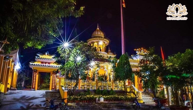 Tây An tự - Ngôi chùa nổi tiếng linh thiêng bậc nhất Tây Nam Bộ