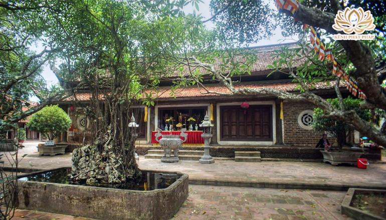 Chùa Tây Phương một kiệt tác kiến trúc cổ ở Việt Nam