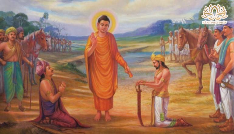 Sống theo lời Phật dạy con dao trong tâm