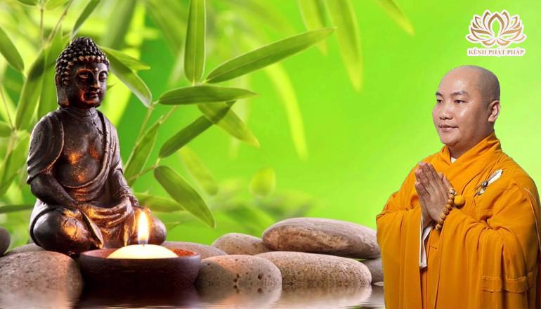 Đạo Phật vào cuộc đời mỗi con người - Thầy Thích Phước Tiến