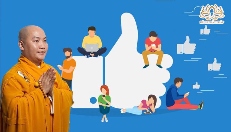 Mạng xã hội một 'con dao hai lưỡi' - Thầy Thích Phước Tiến