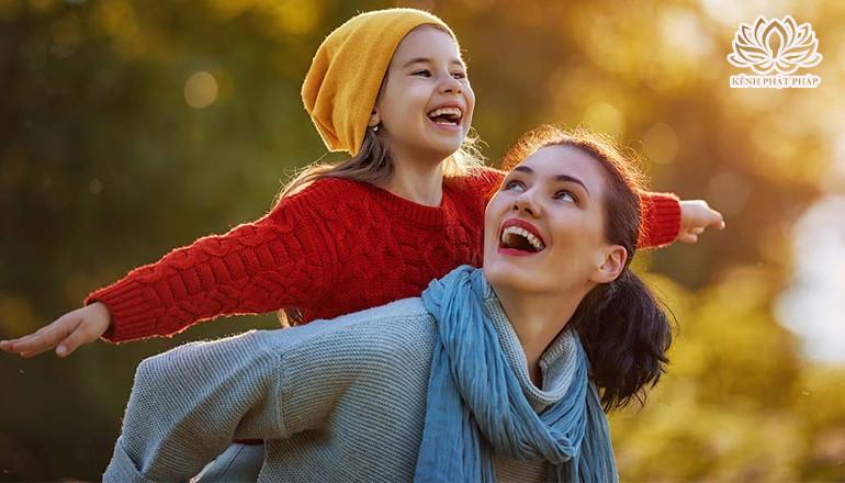 Lời Phật dạy về 3 điều người mẹ nên làm để tích phước cho con cái