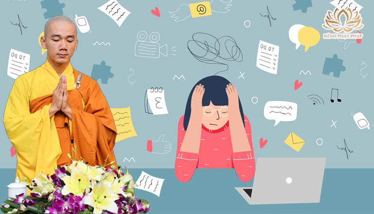 Cách vượt qua stress theo lời Phật dạy - Thầy Thích Tâm Nguyên