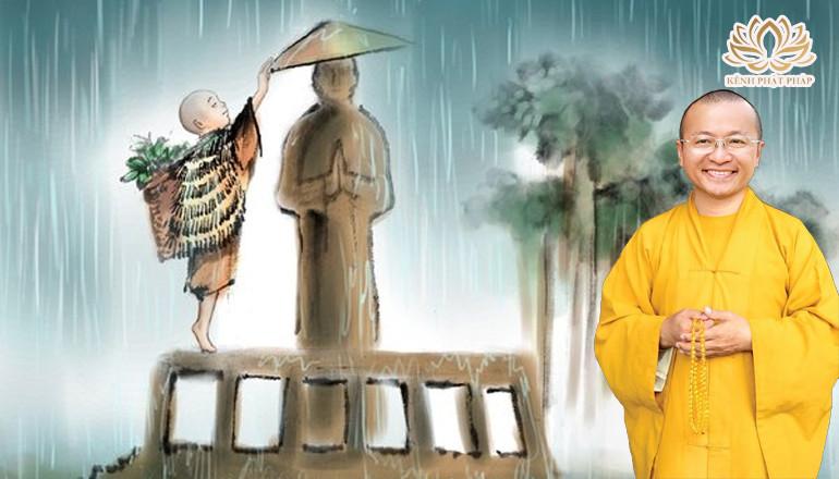 Tham làm việc thiện có được xem là tính tham trong Đạo Phật hay không? - Thầy Thích Nhật Từ