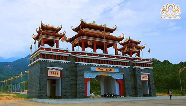 Thiền viện Trúc lâm Tây Thiên nơi khởi nguồn của miền đất Phật