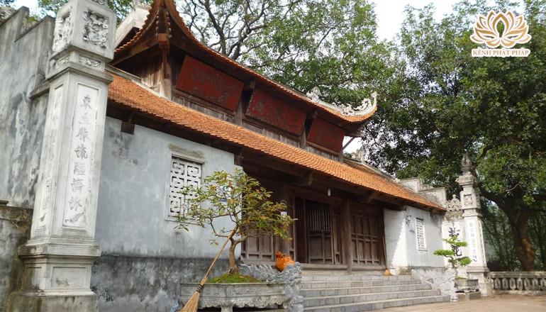 Chùa Bổ Đà nơi có vườn tháp lớn nhất Việt Nam trong ngôi chùa gần 300 năm tại Bắc Giang